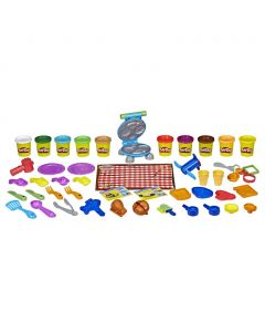 Play-Doh Kitchen Creations Barbecue Speelset 40-delig