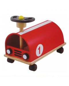 Pintoy P13520 My Red Racer Loopauto Rood