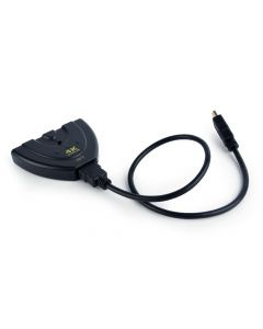 3-poorts HDMI switch